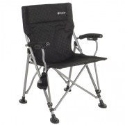Outwell Campo Camping Chair Black